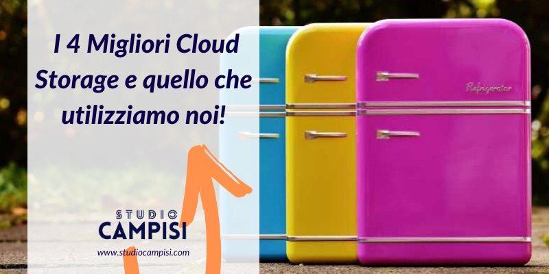 migliori cloud storage