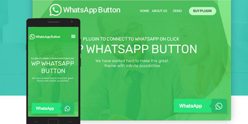 aggiungere whatsapp su wordpress